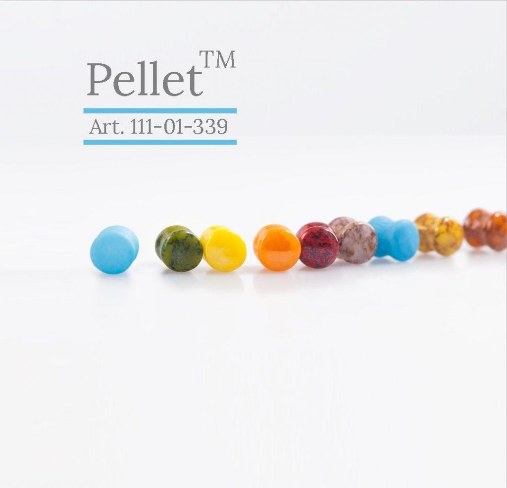 小丸珠Pellet-DIY玻璃珠穿珠仔