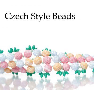 捷克特色珠 Czech Style Beads