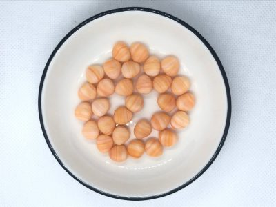 11x9mm Potatoes_淺橙黃色