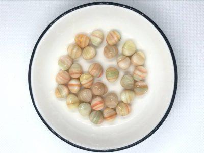11x9mm Potatoes_米黃綠色