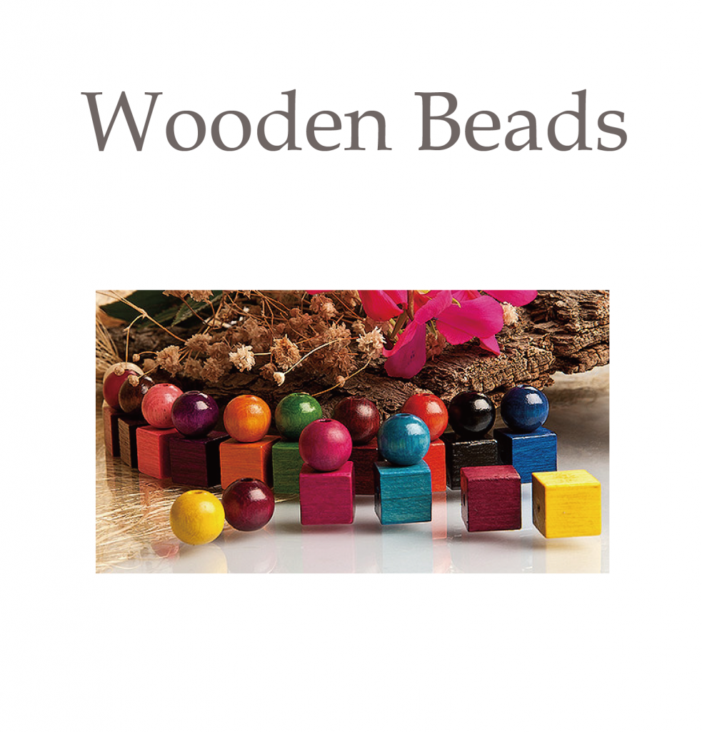 Wooden Beads photo