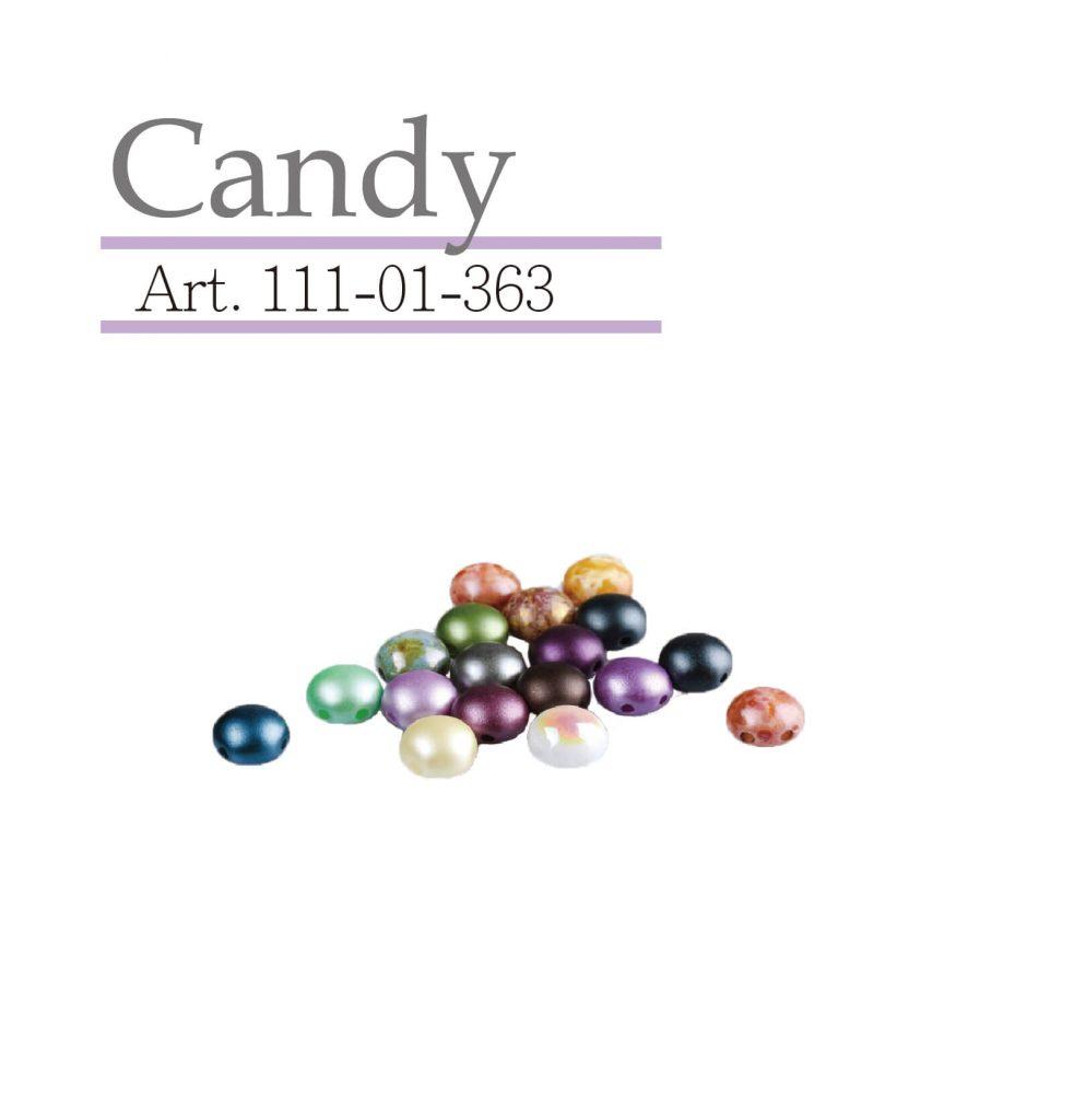 candy 玻璃珠