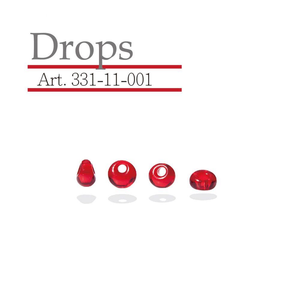 drops 玻璃珠