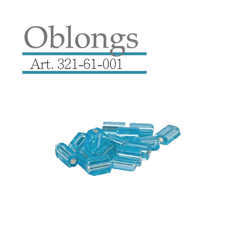 oblongs 玻璃珠