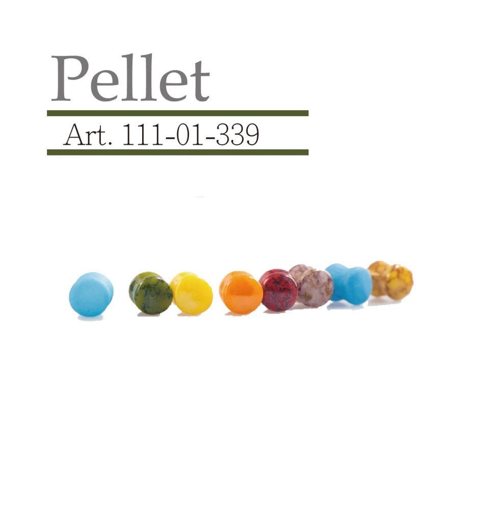 pellet 玻璃珠
