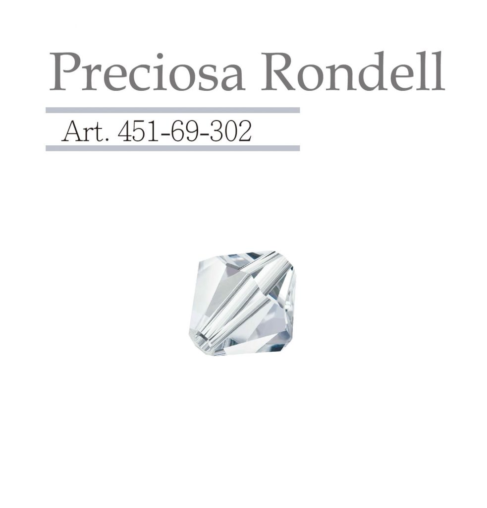 rondell 水晶珠