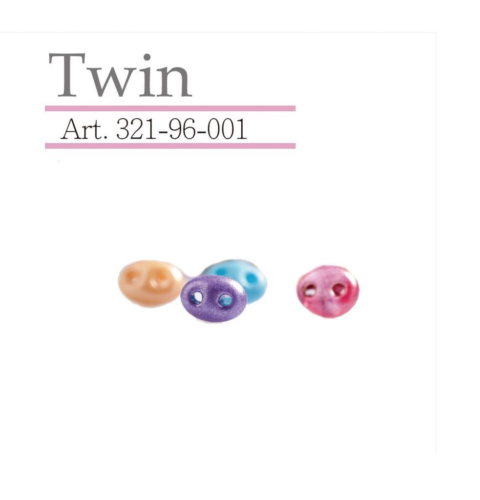 twin 玻璃珠