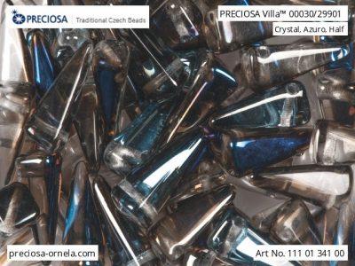 捷克玻璃珠Villa 00030-29901