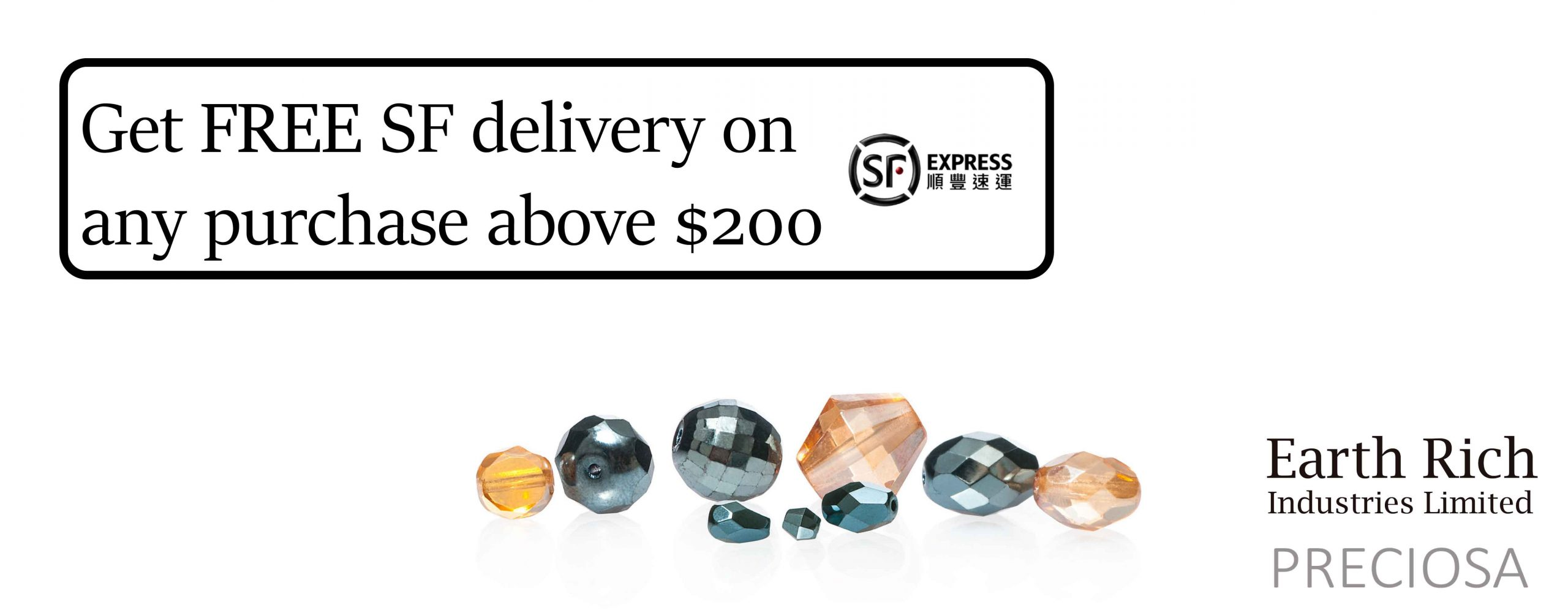Gzech Glass Bead online store delivery