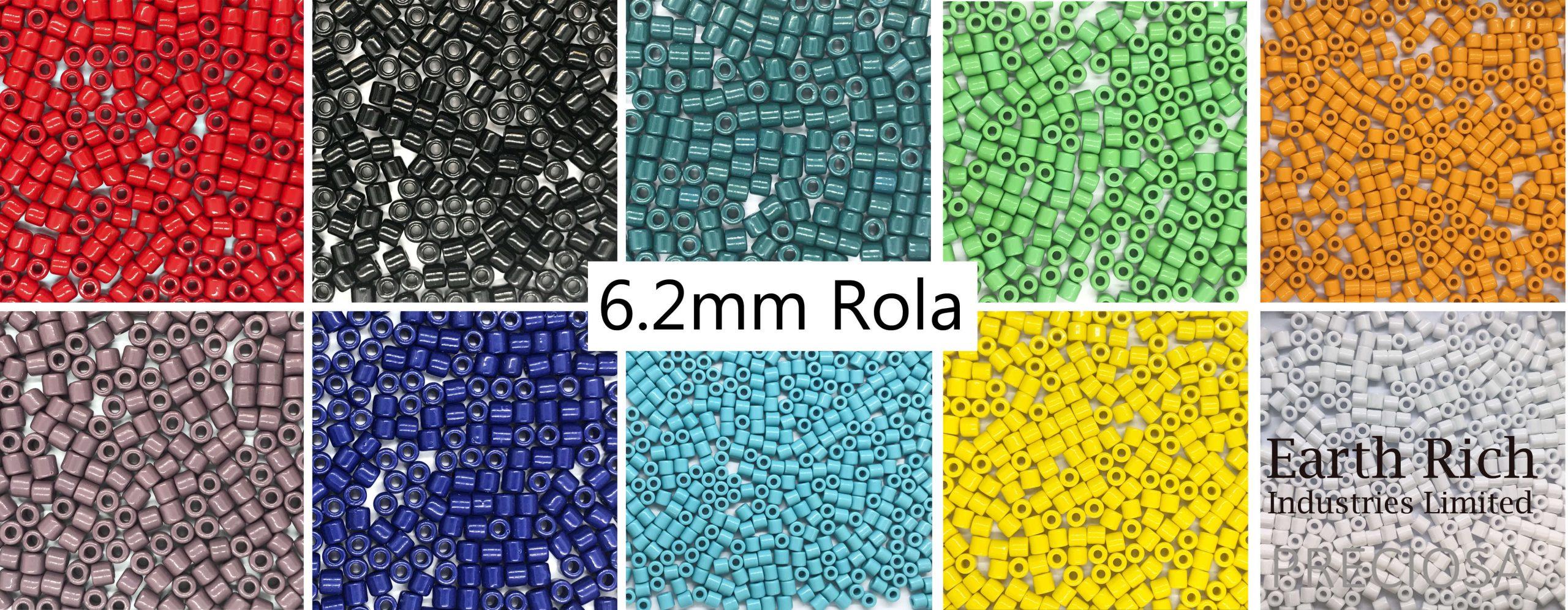 6.2mm rola 10 colors banner