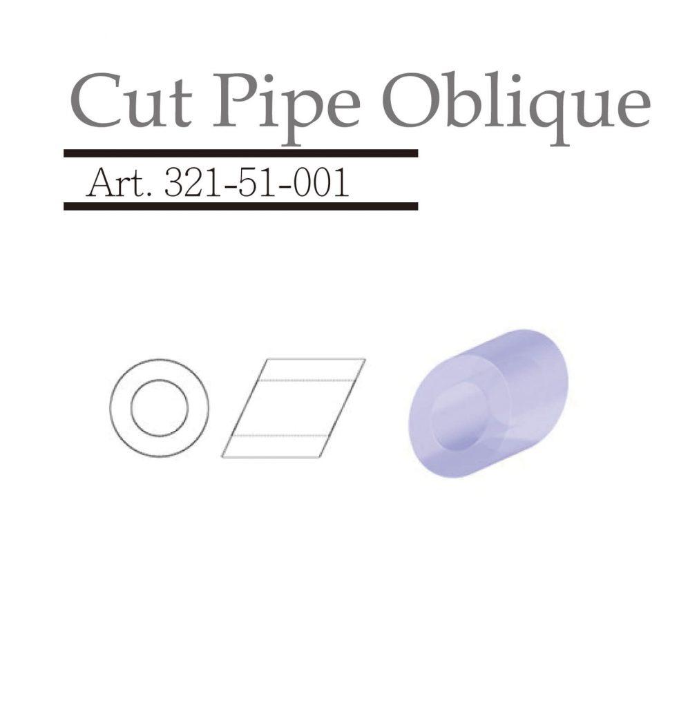 cut pipe oblique preview