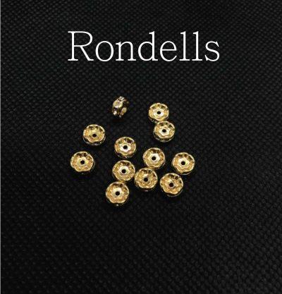 Rondells 水晶配環