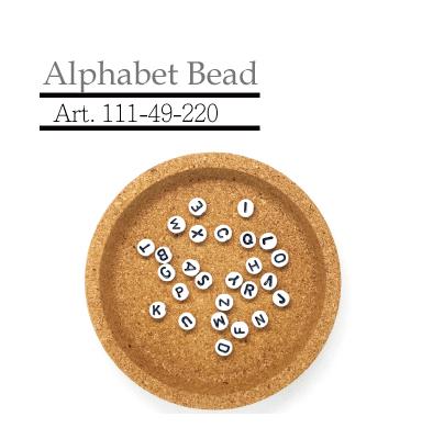 Alphabet Bead